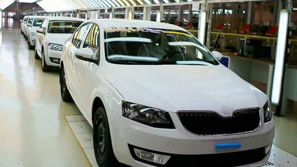 Украинское автопроизводство выросло на 57%. Но за счет сборки Skoda
