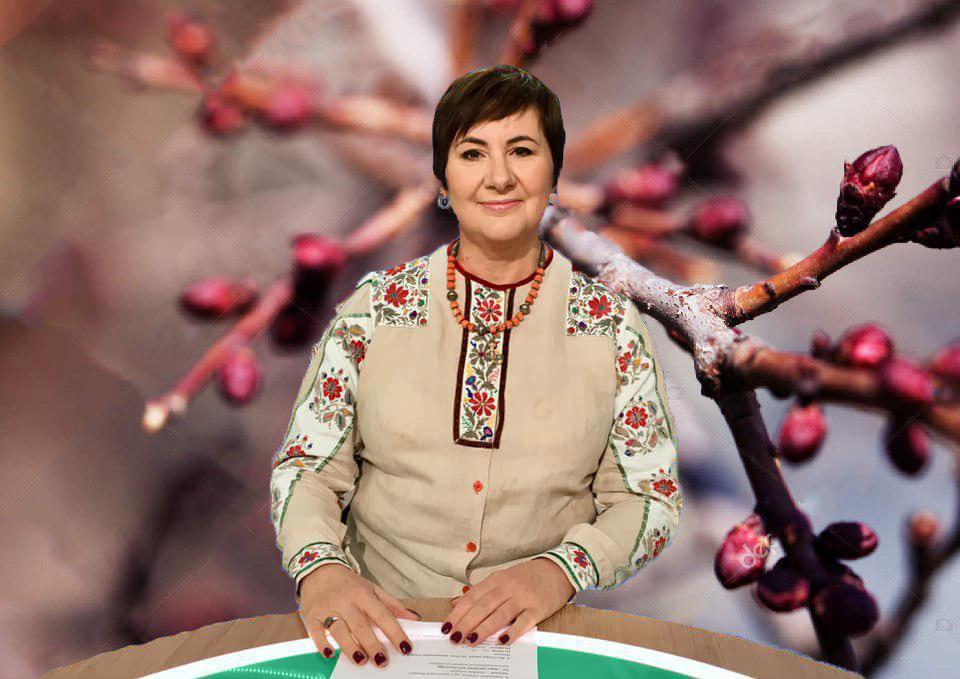 Наталка Діденко, синоптик Еспресо.tv