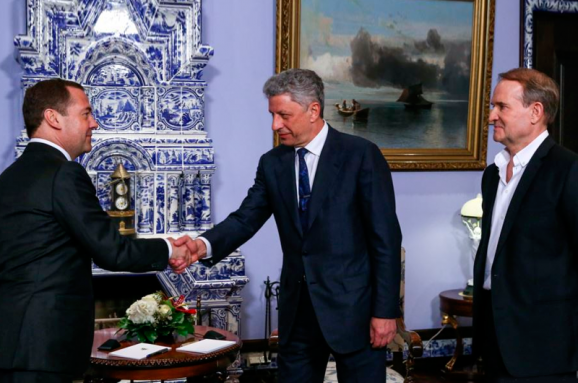 Віталій Портников: Кремль готовий купити Україну