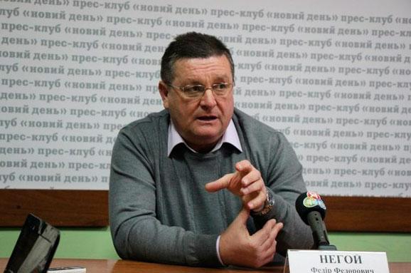 Федір Негой