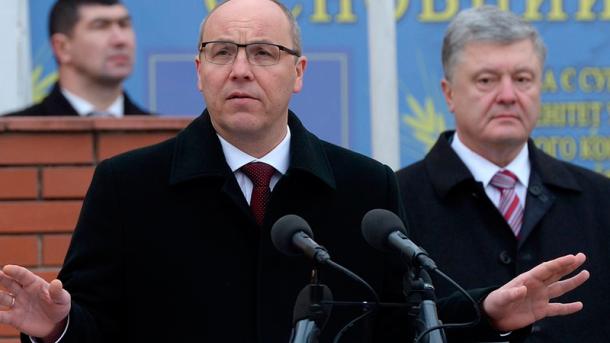 Віталій Портников: Боротьба з Парубієм - реванш порожнечі