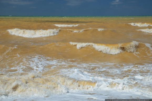 жовте чорне море