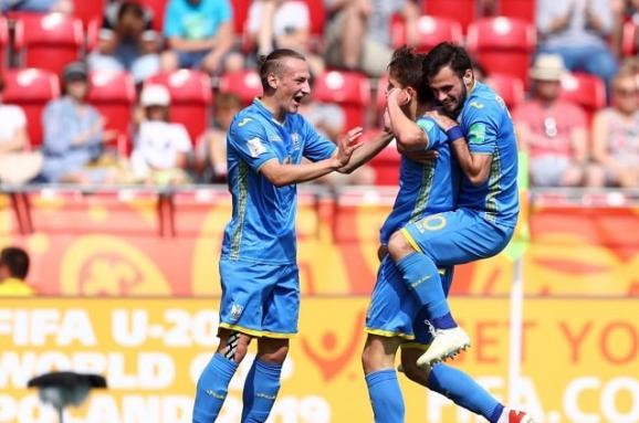Збірна України здолала Італію і пробилась до фіналу ЧС-2019