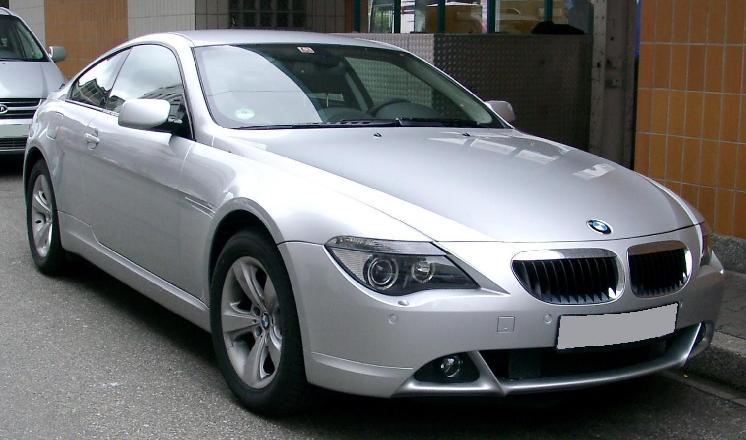 BMW E63/E64