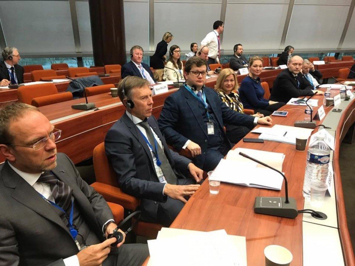 Українська делегація в ПАРЄ