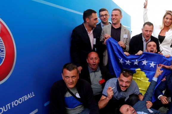 Косово УЄФА
