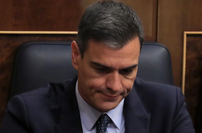 Педро Санчес