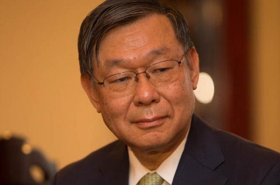 Посол Японии об аннексии Крыма, переселенцах Донбасса и японских инвестициях в Украину