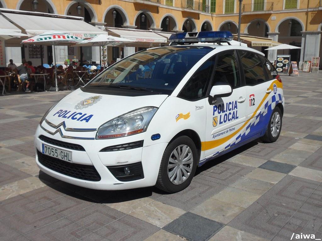 Policia Local de Palma de Mallorca