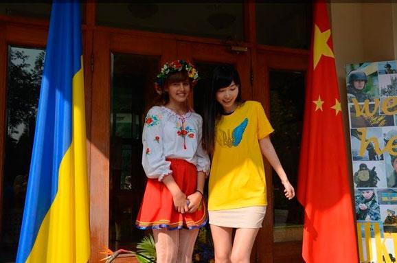 Україна та Китай
