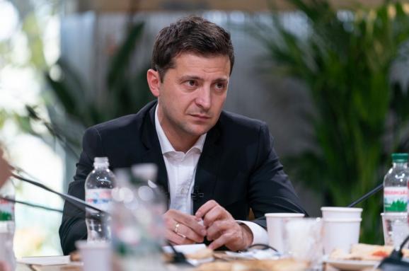 Зеленский предлагает двухлетний мораторий на проверки ФЛП