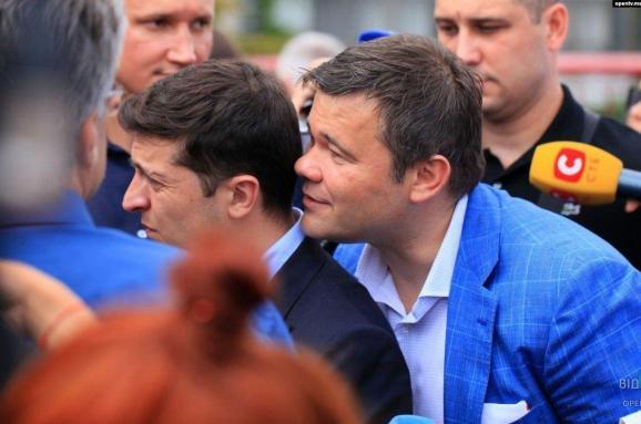 Европарламент видит опасность в Богдане