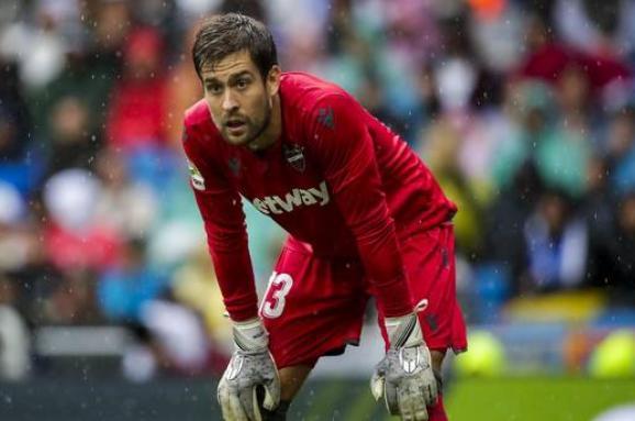 Іспанський воротар пропустить матч через парламентські вибори