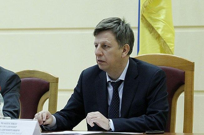 Володимир Макеєнко