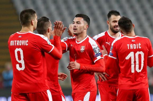 Євро-2020: Сербія у бойовому матчі переграла Люксембург