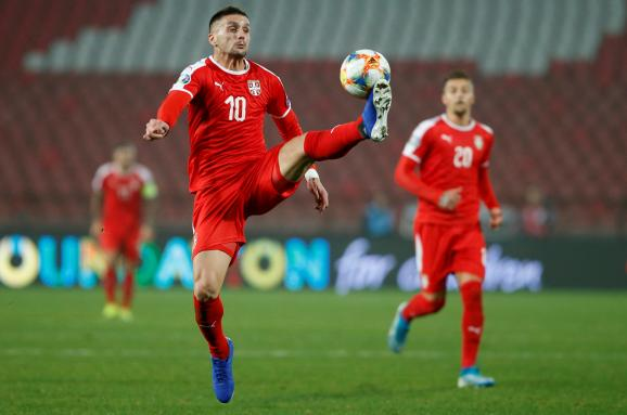 Нам потрібно помститись Україні, - футболіст збірної Сербії