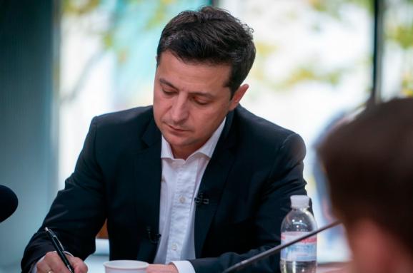 Зеленский подписал указ о выходе из соглашения в рамках СНГ
