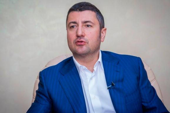 Олег Бахматюк
