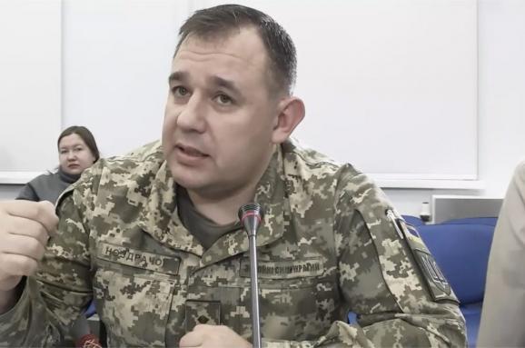 Полковник Ноздрачев