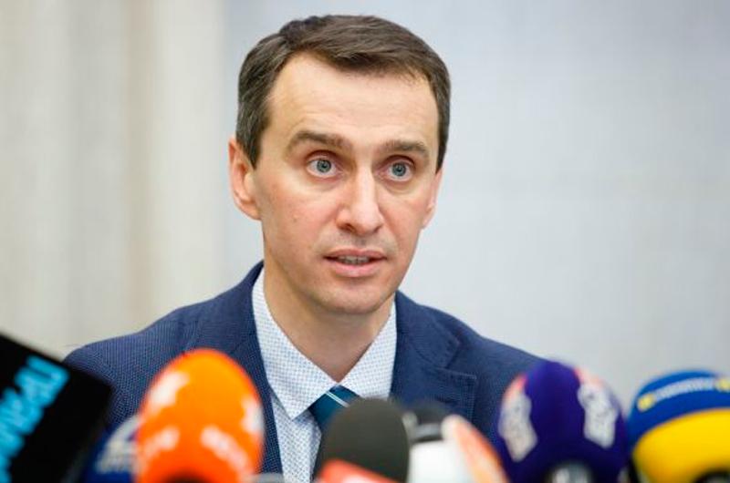 Віктор Ляшко - заступник міністра охорони здоров'я