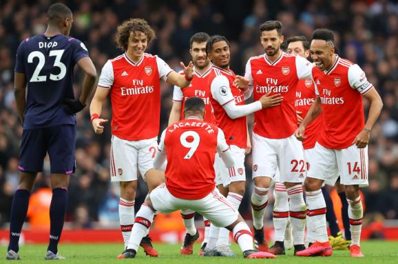 Футбол лондонский арсенал