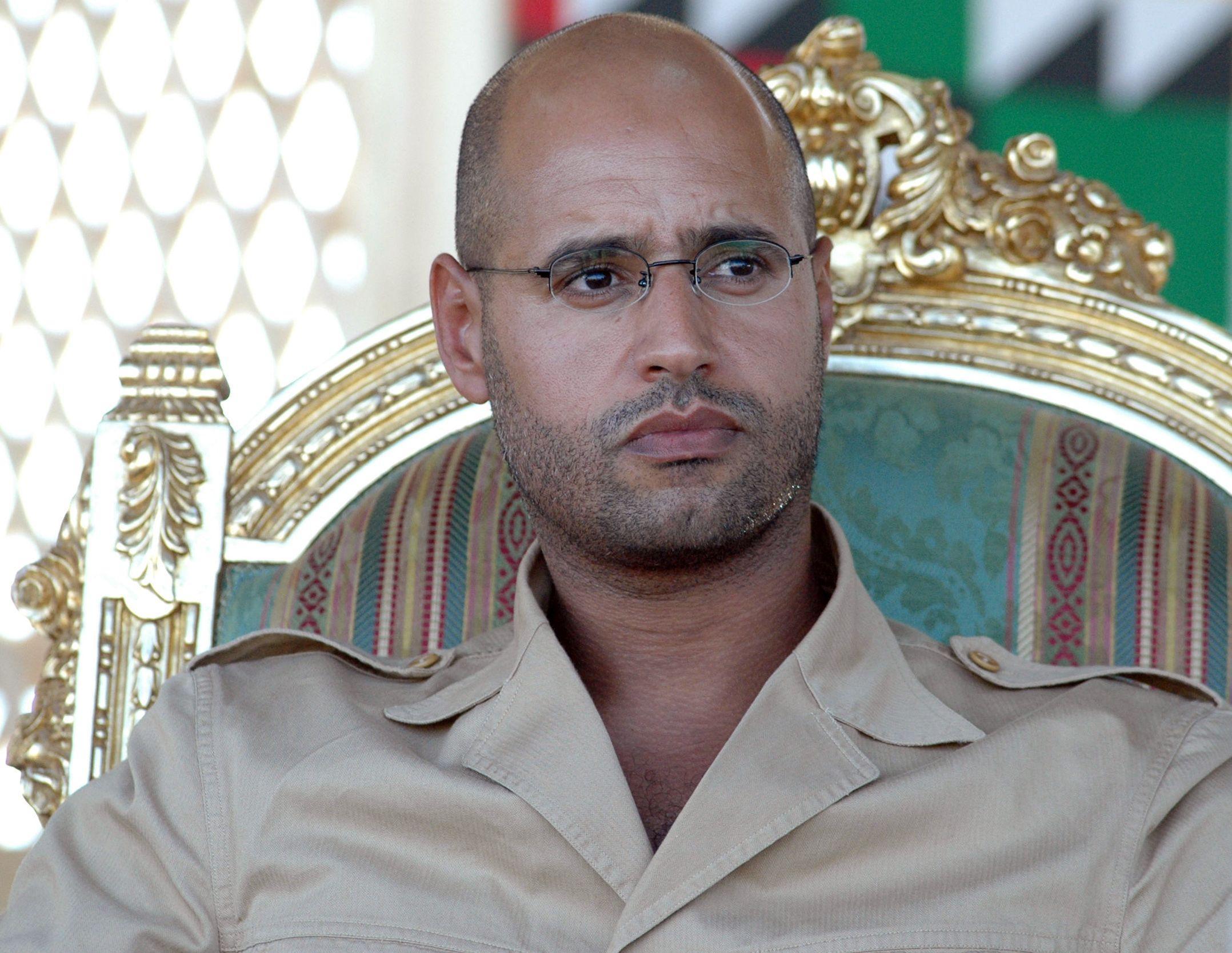 Сейф-аль-Іслам Каддафі