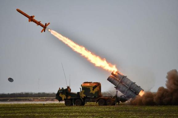 "На Одещині випробували ракетний комплекс ""Нептун"" - новини Еспресо TV |  Україна"