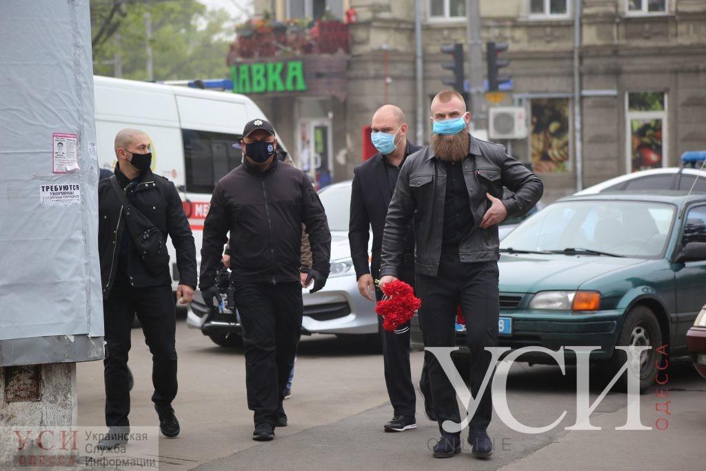 Леонов та Дмитрук (праворуч)