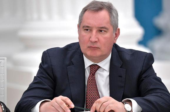 Дмитро Рогозін