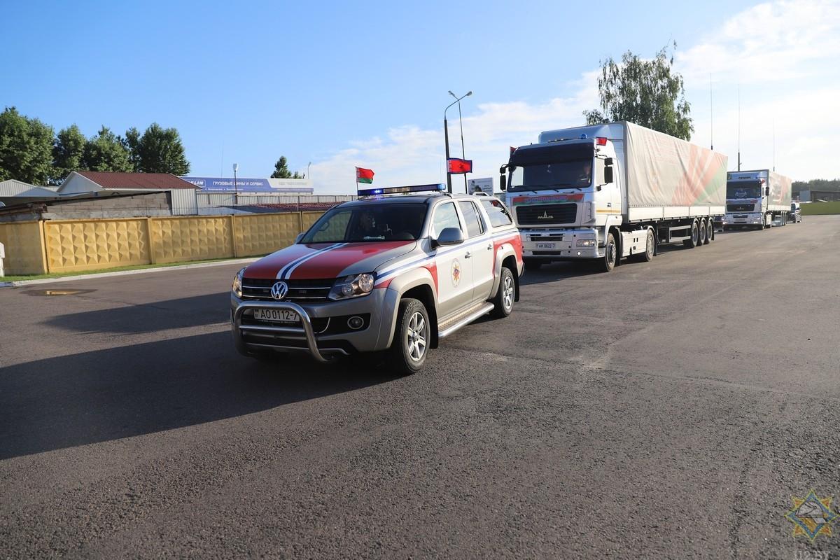 Повені у західних областях: Білорусь надасть Україні гуманітарну допомогу