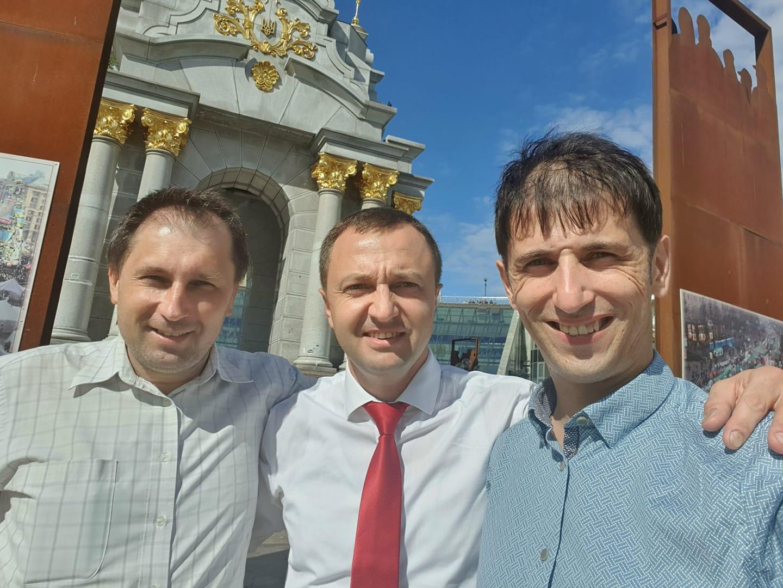 Тарас Шамайда, Тарас Кремінь та Святослав Літинський