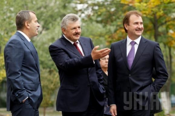 Клюев и Сивкович. Почему ГПУ обыскивала силовиков Януковича