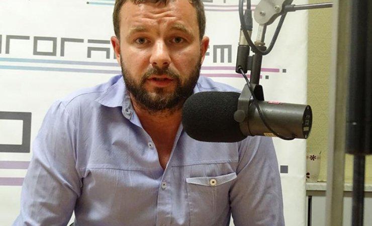 Віталій Шкляров