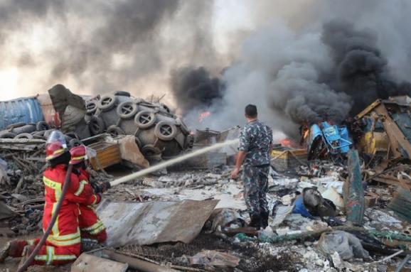 Взрыв в Бейруте: более 5 тыс. раненых, 135 человек погибли ...
