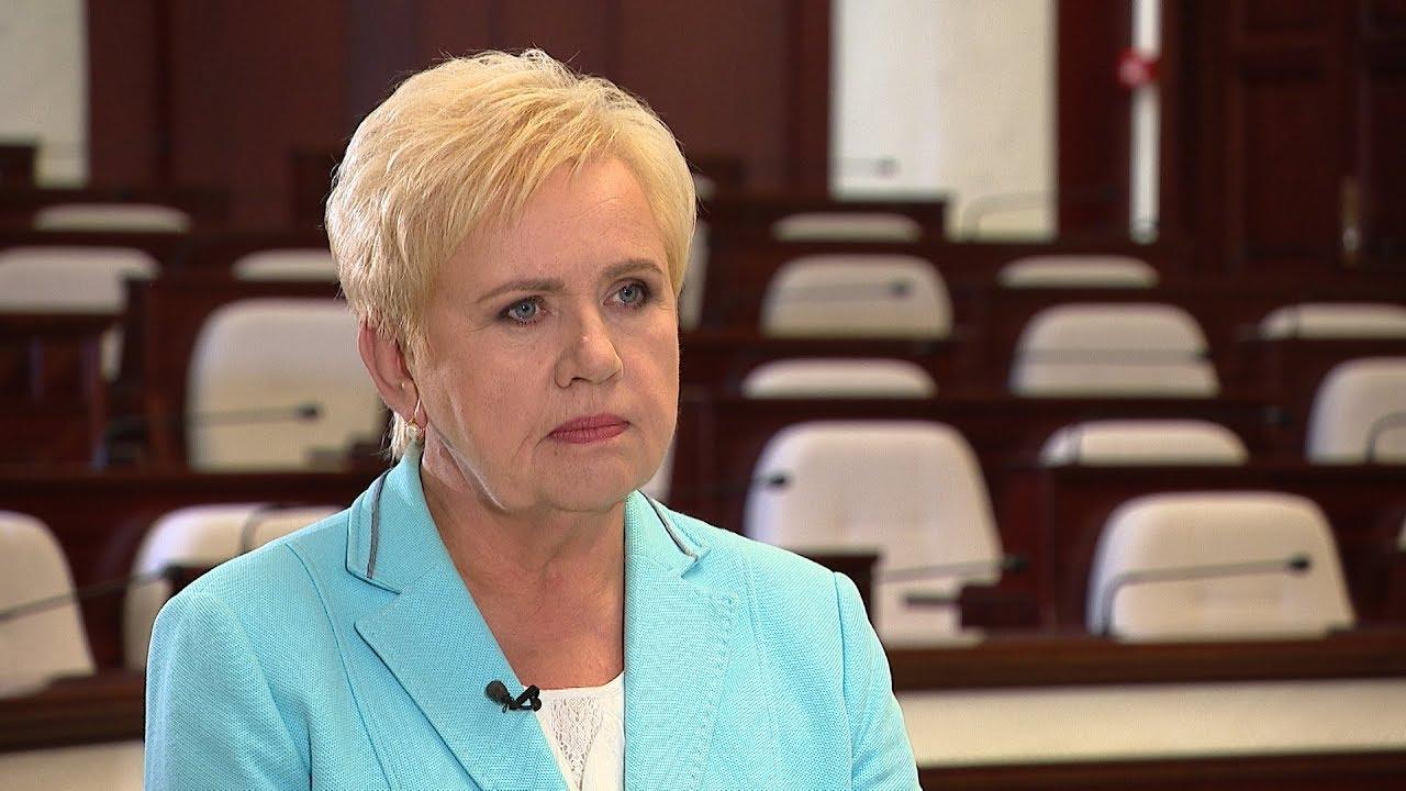 Керівник ЦВК Білорусі Лідія Єрмошина