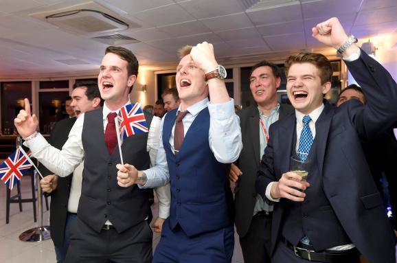 Велика Британія референдум