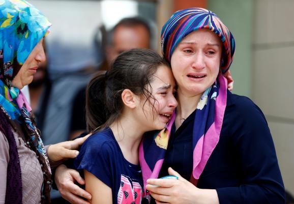 Туреччина теракт аеропорт Стамбул