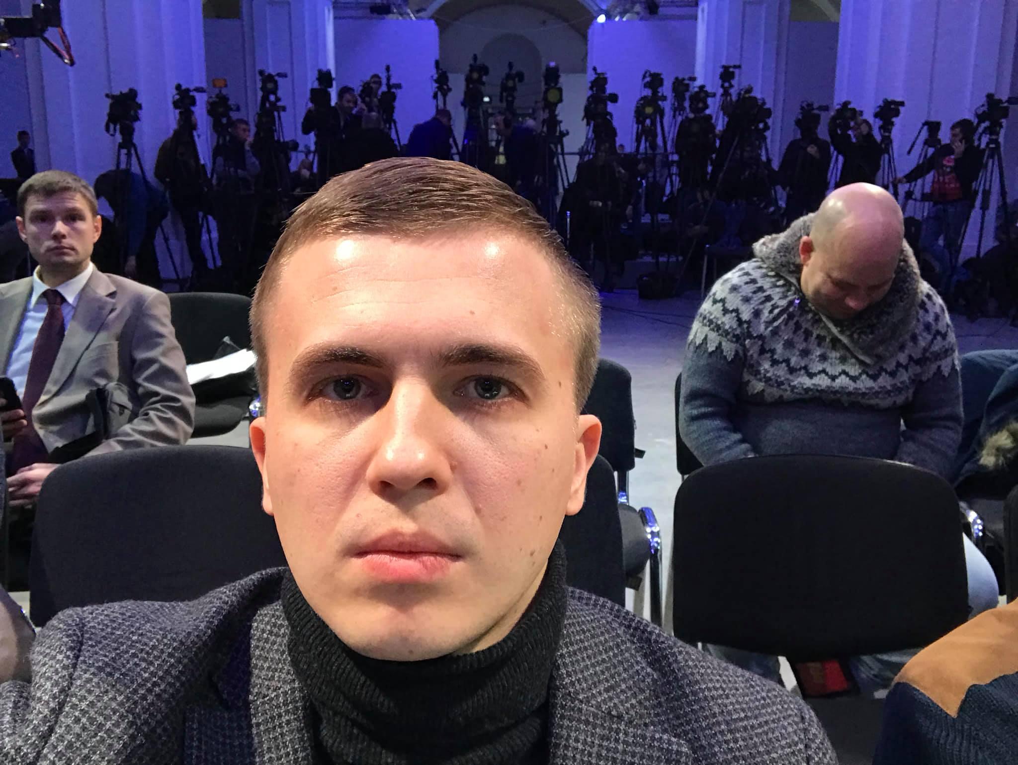 Михайло Ткач