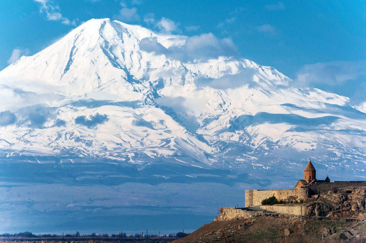 Гора Арарат - символ Армении