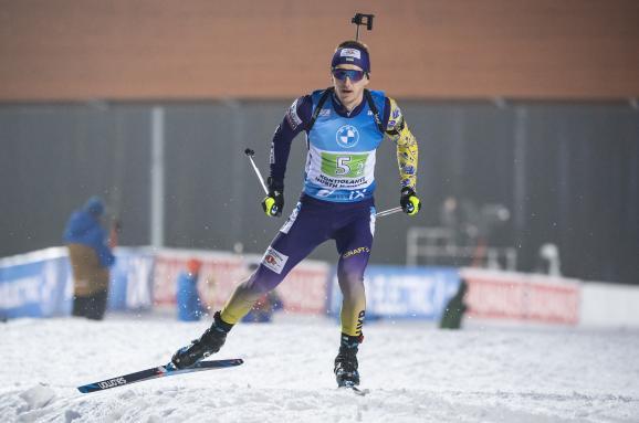 Біатлон: Українець Підручний фінішував у топ-6 спринту ...