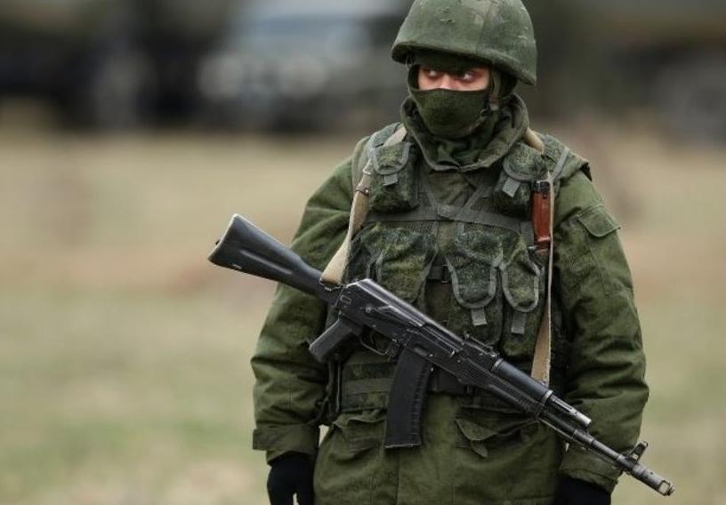 Крим. Весна 2014 року