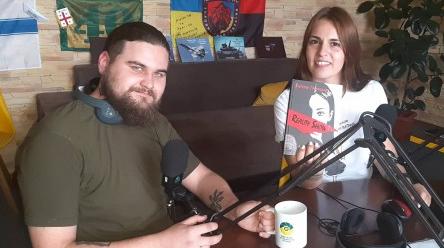 """Влад Сорд в етері радіо """"Армія FM"""""""