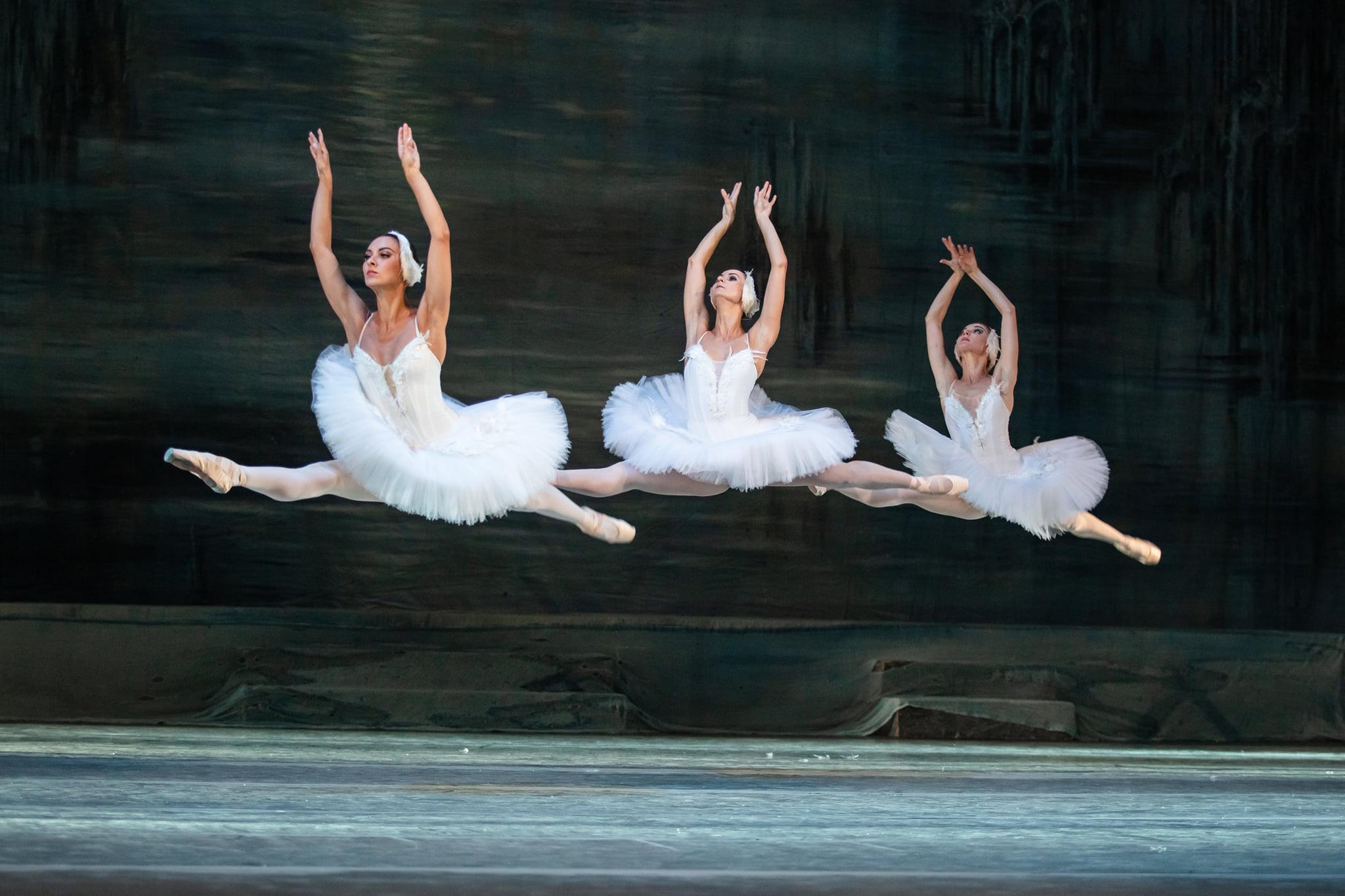 """Легендарний балет """"Лебедине озеро"""" на сцені Львівської опери"""