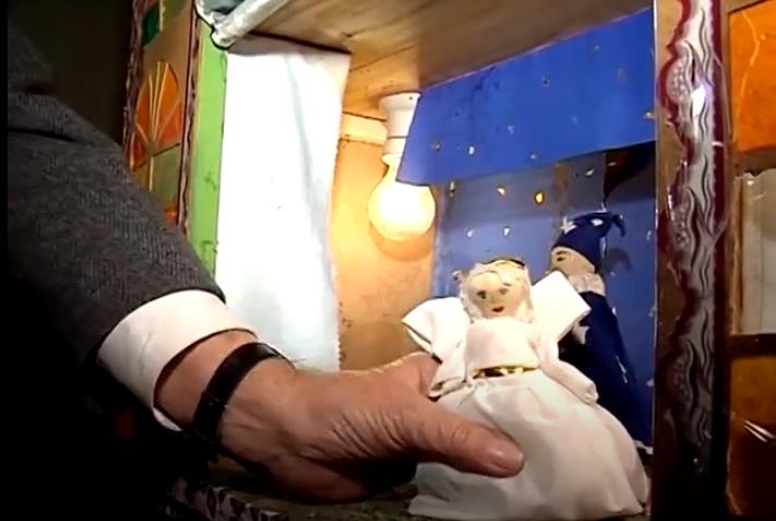 галицька лялькова шопка