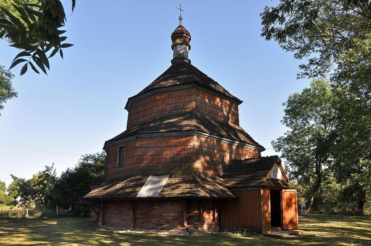 Церква святої Параскеви в Буську