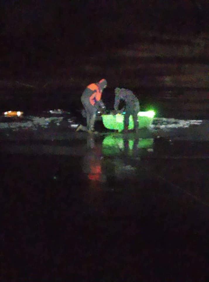 На Львівщині втопилися два рибалки