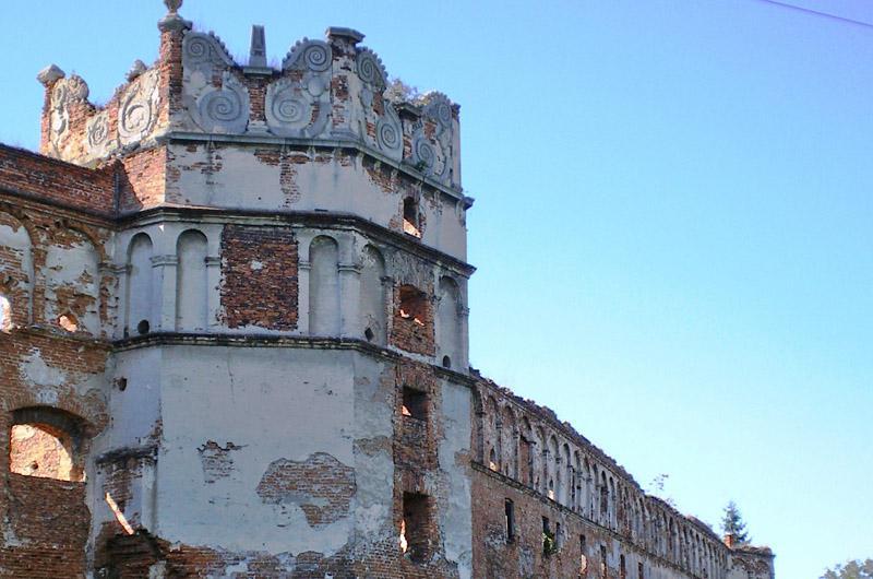 Старосільський_замок