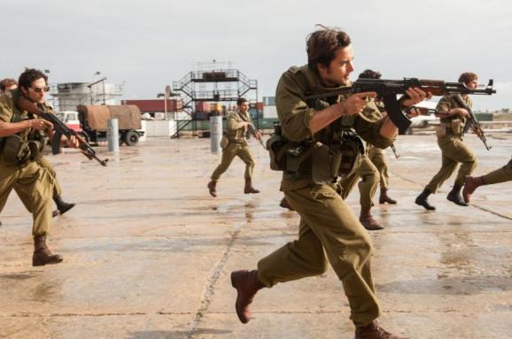 Шаровая молния Израиля