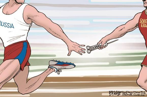 Через допінг IAAF зберігає заборону на виступи російських спортсменів