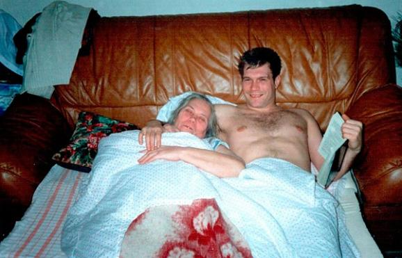голиє старушки фото